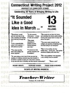 Teacher-Writer