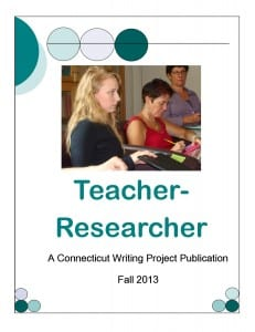 2014 Teacher-Researcher Cover