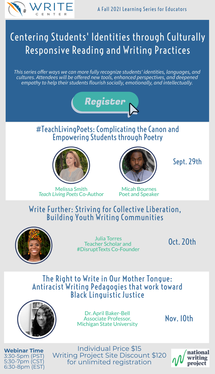 NWP Fall Learning Series